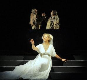 Opera - ND | Libuše; foto: Hana Smejkalová
