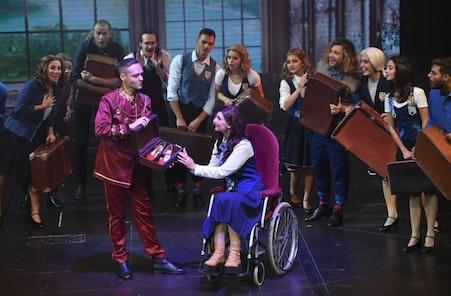 Muzikál Čarodějka - Goja music hall - Colosseum ticket- prodej vstupenek online - 8