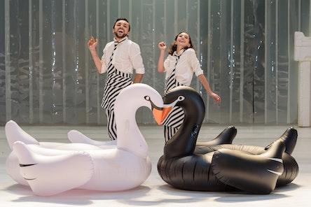 Laterna magika - ND | Bon Appétit - Mathias Deneux a Morgane Lanoue; foto: Serghei Gherciu