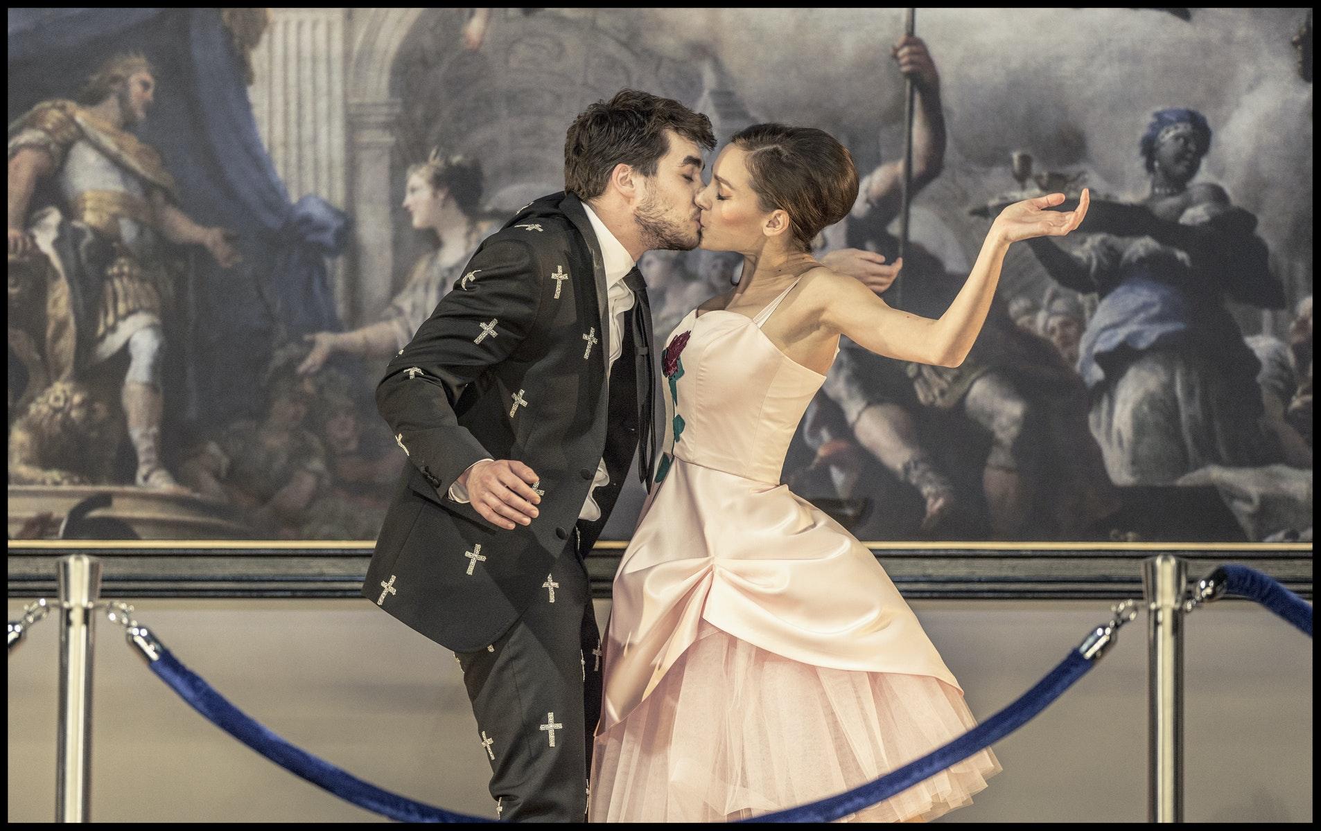 ND - Manon Lescaut | Patrik Děrgel, Jana Pidrmanová – foto: Patrik Borecký