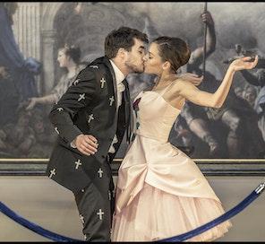 NT - Manon Lescaut | Patrik Děrgel, Jana Pidrmanová – photo: Patrik Borecký