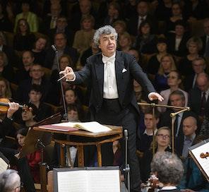 Česká filharmonie - Semjon Byčkov