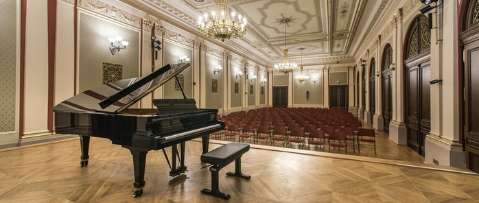Sukova síň - Rudolfinum - koncertní sál - Česká filharmonie