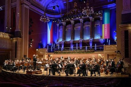 Česká filharmonie - Colosseum ticket - online projed vstupenek