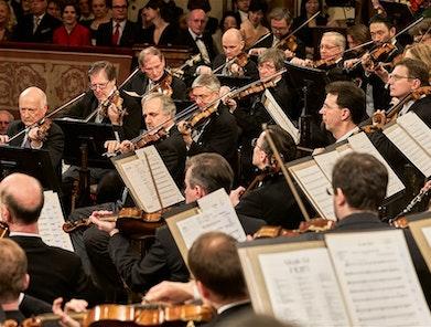 Wiener Philharmoniker - Dvořákova Praha - Colosseum ticket - Online prodej vstupenek na festival klasické hudby