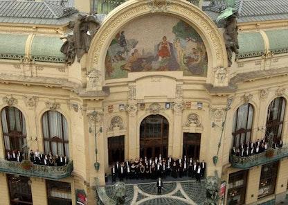 Symfonický orchestr hl. m. Prahy FOK - Praha - Colosseum ticket - Online prodej vstupenek na koncerty klasické hudby 2