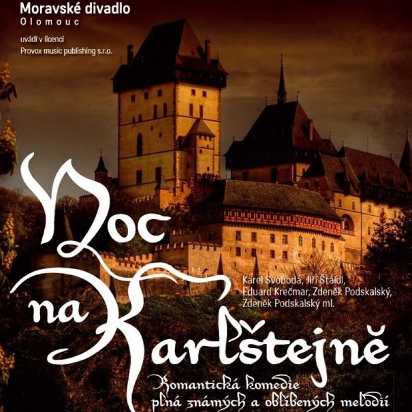 Noc na Karlštejně - Kultura pod hvězdami - Colosseum ticket - Online projed vstupenek nejen na kulturní akce