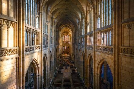 Katedrála - Katedrála sv. Víta - interiér / koncertní prostory - Colosseumicket