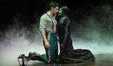 Muzikál Čarodějka - Goja music hall - Colosseum ticket- prodej vstupenek online