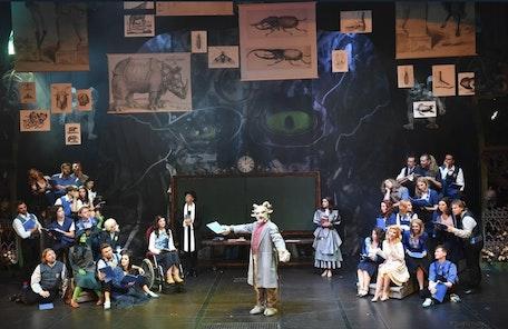 Muzikál Čarodějka - Goja music hall - Colosseum ticket- prodej vstupenek online - 6