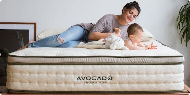 Avocado Green Mattress
