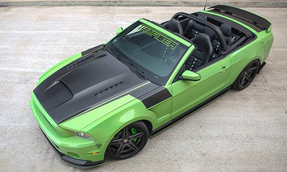 TrueFiber Mustang