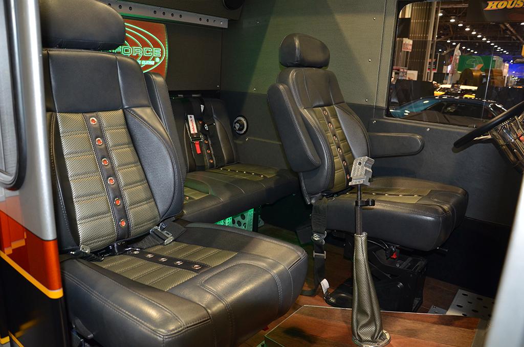 Centerforce Van