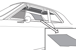 1968-1972 Chevy Nova Headliner Install Instructions