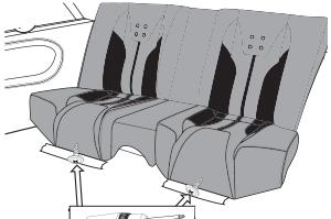 1968-1972 Chevy Nova Rear Seat Install Instructions