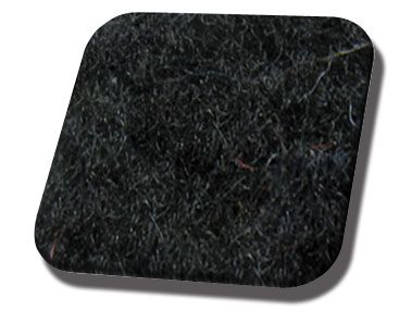 #801 Black Cut Pile