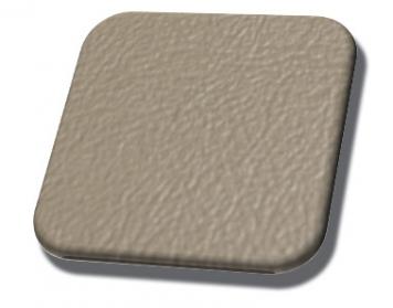 #2290-White White Sierra Grain Vinyl