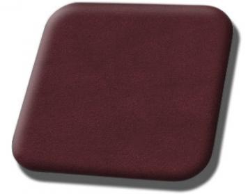#7030-WS Dark Red UniSuede with White