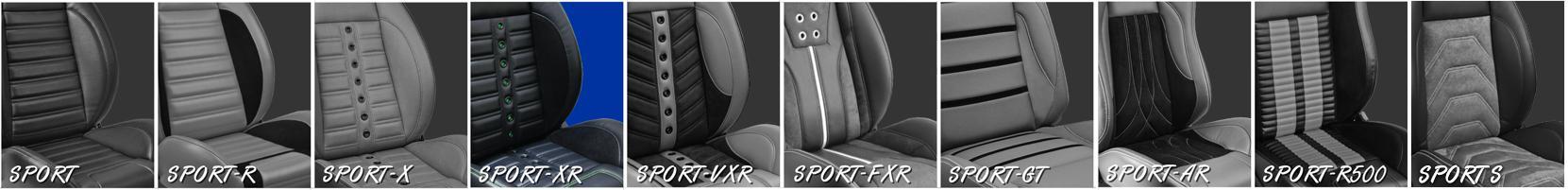 Sport XR style