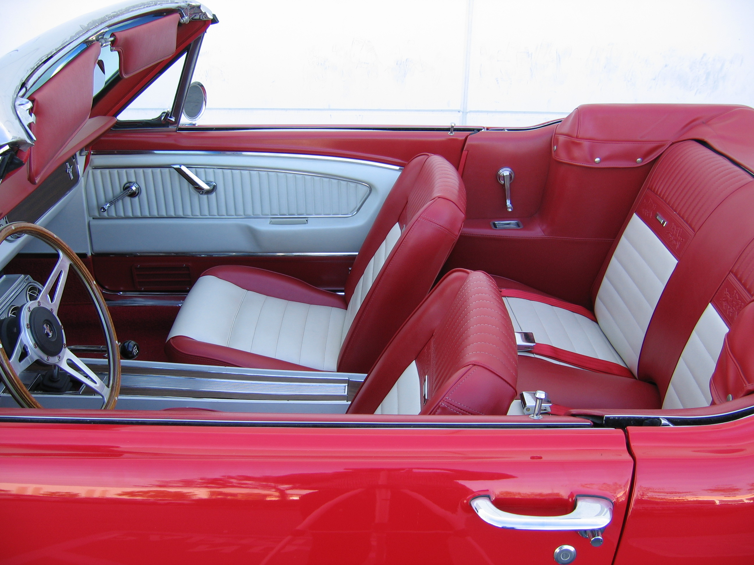 How to Incorporate a TMI Interior into a Custom Vehicle Build