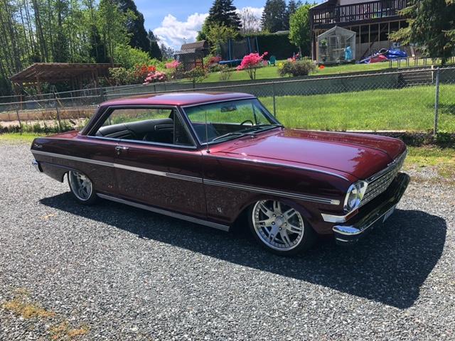1963 Chevy Nova Pro-Series Universal Sport Low Backs