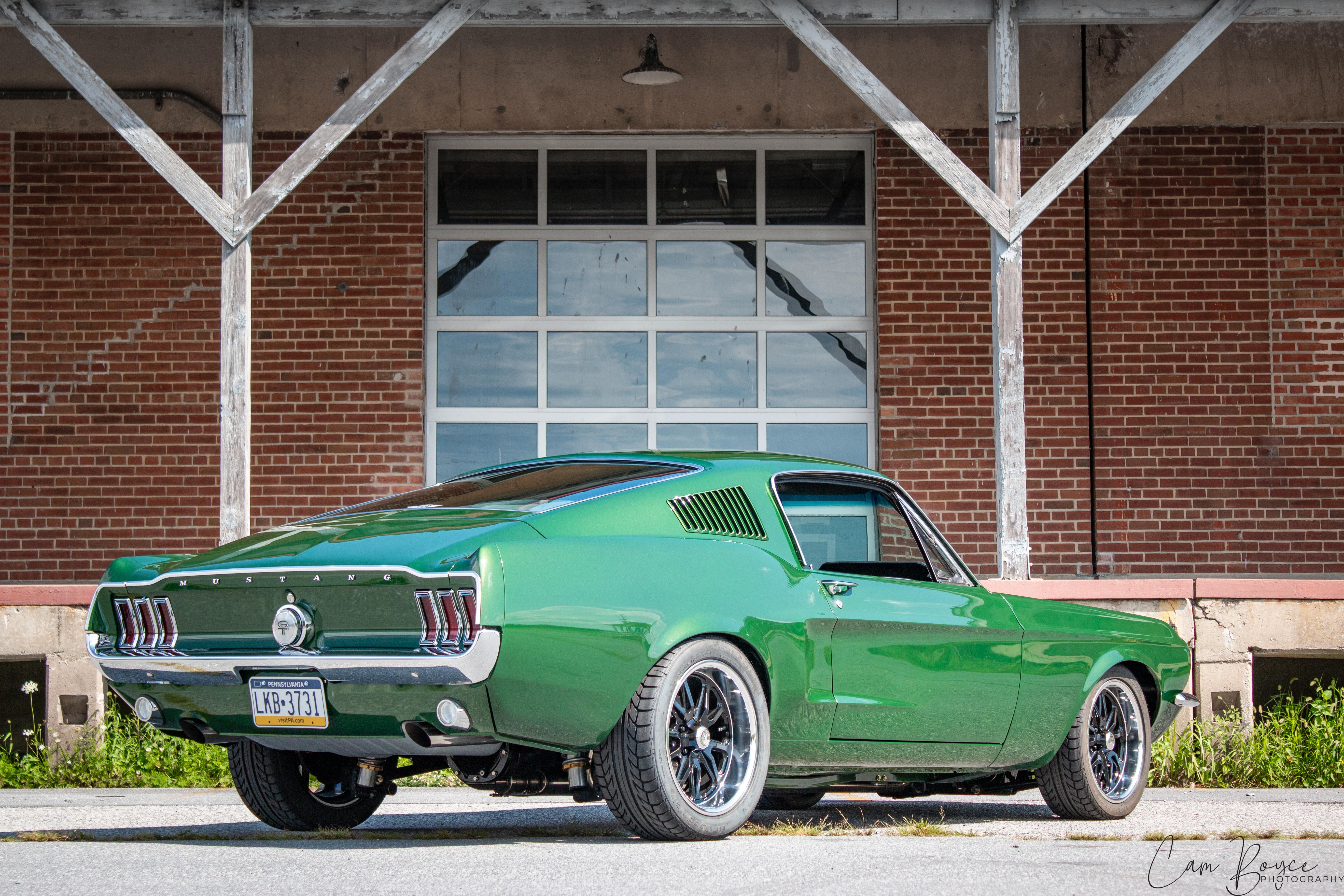 1968 Mustang Fastback - Pro Series Sport-R