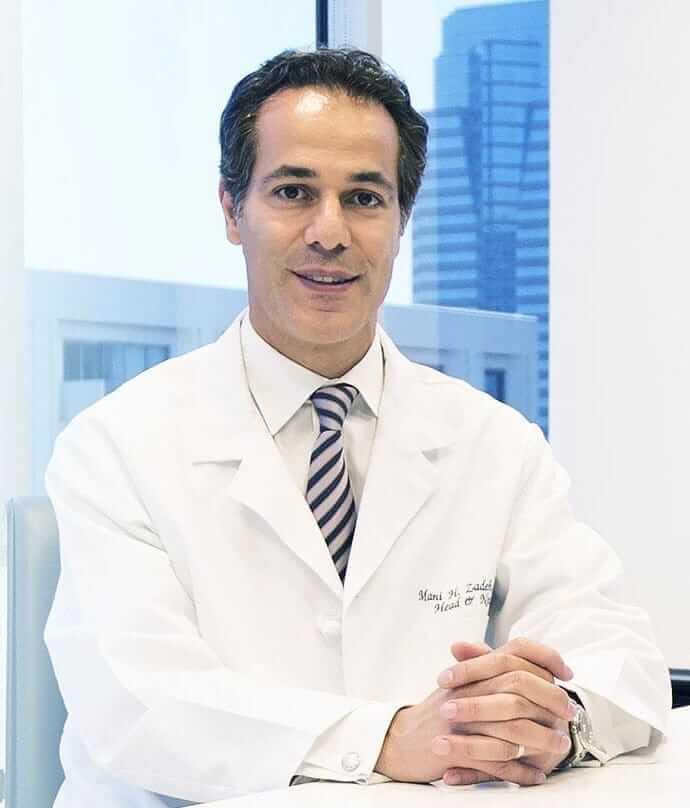 Dr. Mani Zadeh