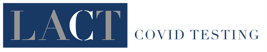 LACT Covid Testing Logo
