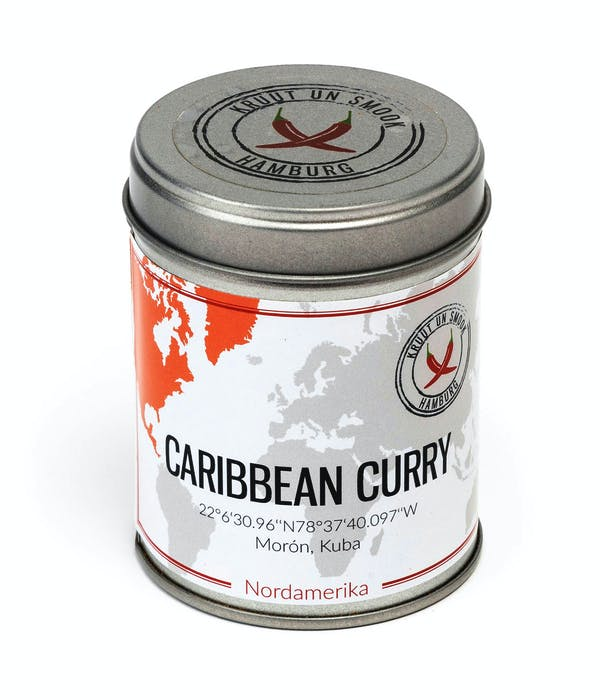 Caribbean Curry Dose