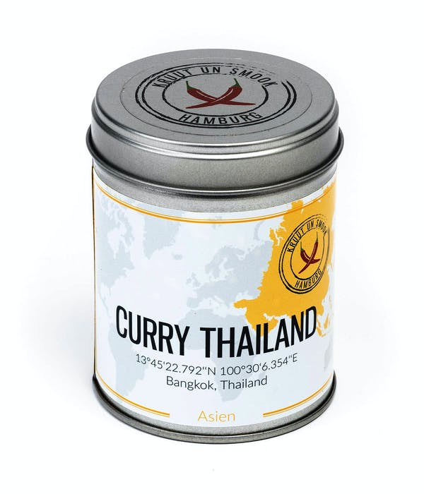 Curry Thailand Dose
