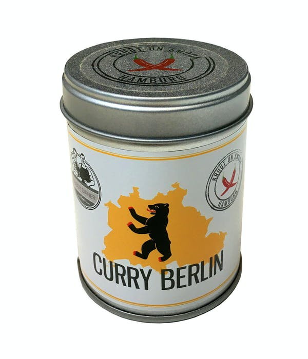 Curry Berlin Dose