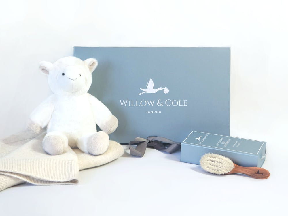 Willow and Cole Luxury Nursery Set