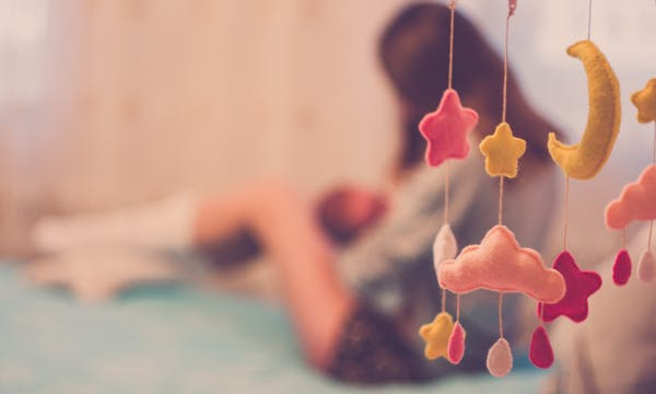 Newborn Baby and New Parent Sleeping advice.