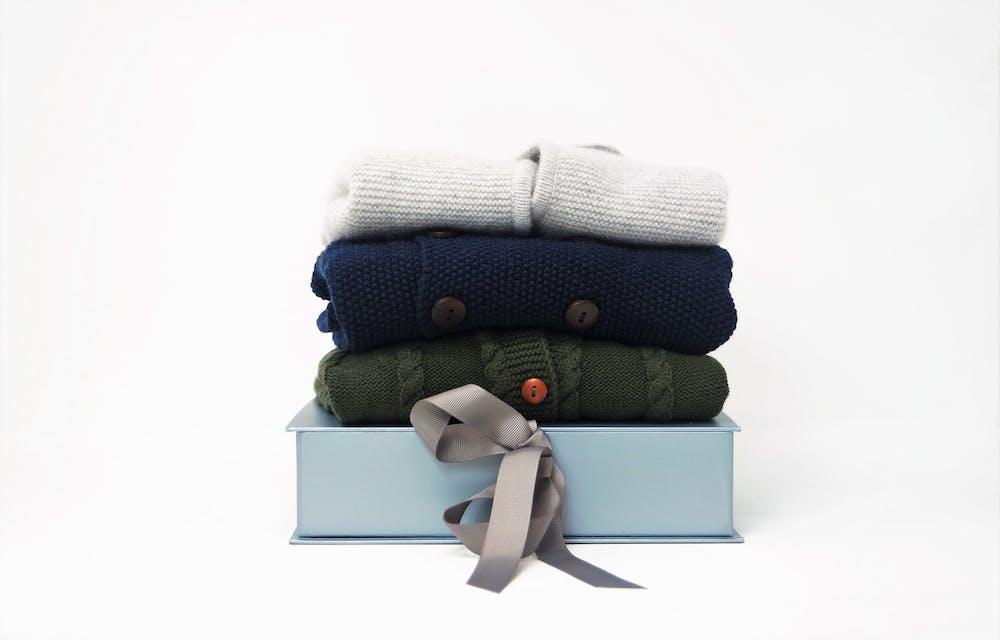 Knitwear for Newborn Gift Ideas