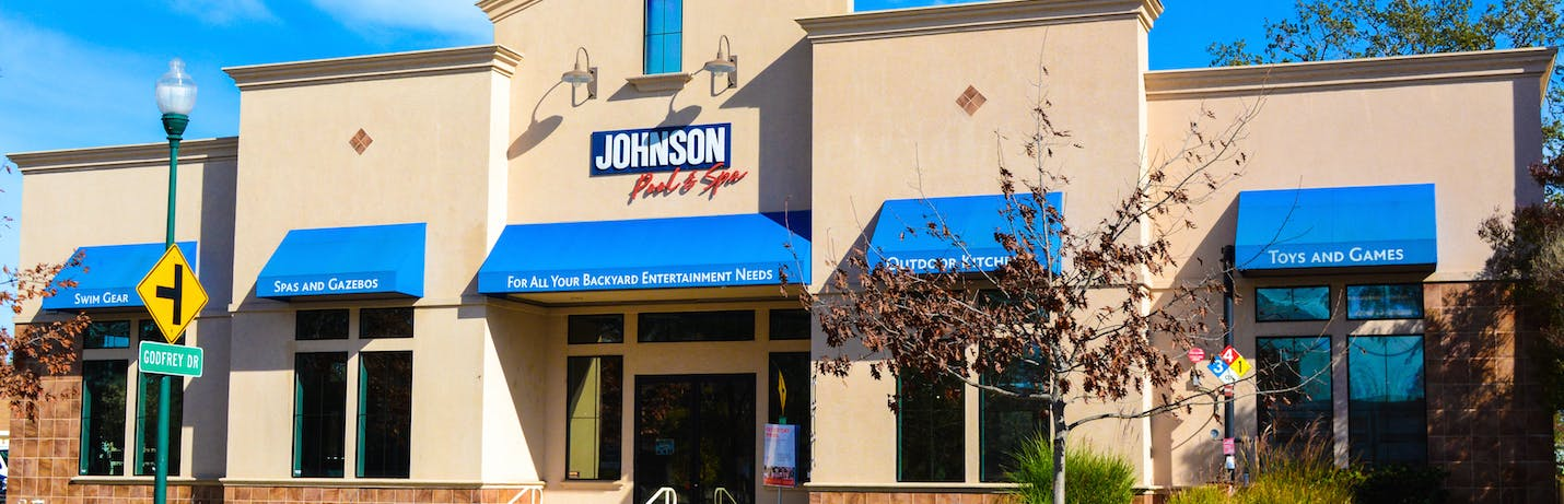 johnson pool and spa testimonial for moonclerk recurring payments