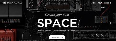 squarespace websites