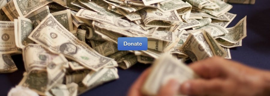 PayPal Donate Button Alternative