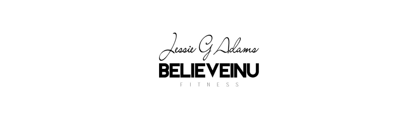 Believe in u fitness logo