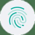 SCA thumbprint icon