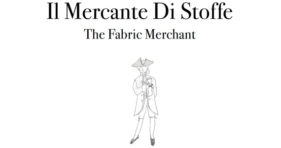 The Fabric Merchant (Part 1)