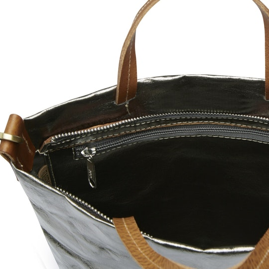 Otti Bag Metallic Peltro BF