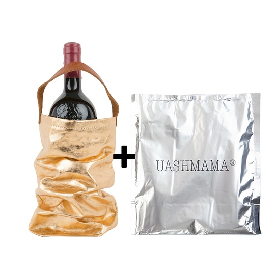 Wine Bag Metallic Rosato & Wine Cooler
