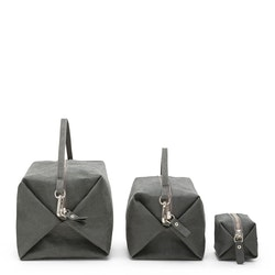 UASHMAMA Origami Case Dark Grey