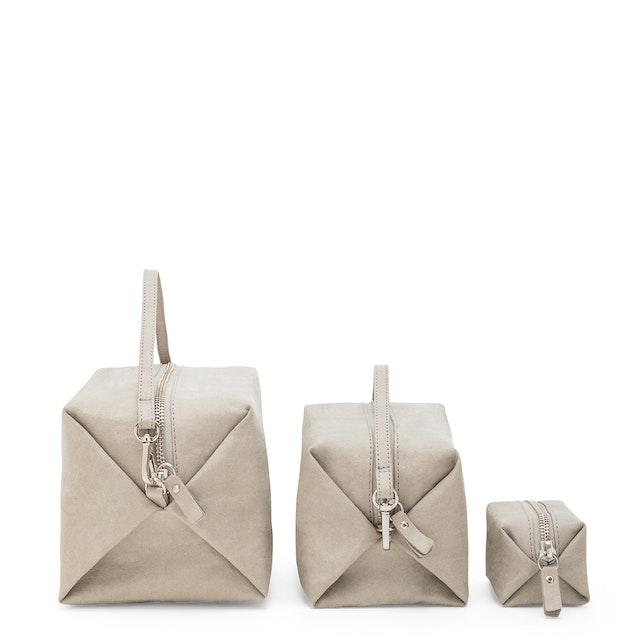 UASHMAMA Origami Case Grey