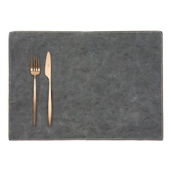 UASHMAMA Placemat Tec Dark Grey