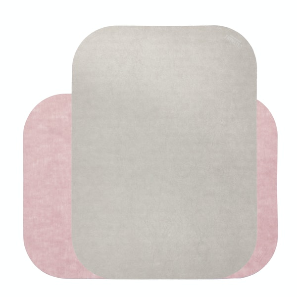 UASHMAMA Placemat Double-Side Quarzo / Grey