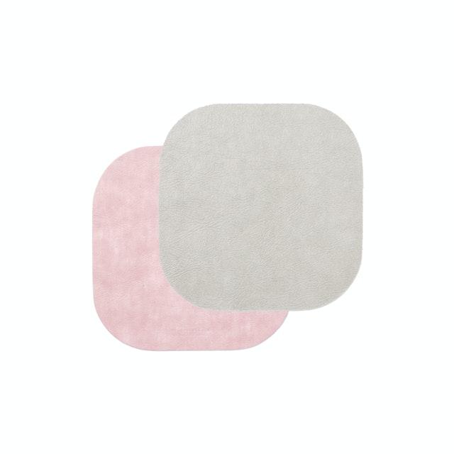 UASHMAMA Sottobicchiere Double-Sided Quarzo / Grey
