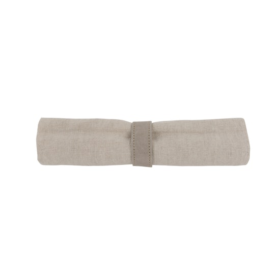 UASHMAMA Napkin Ring Grey