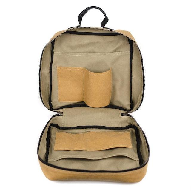 UASHMAMA New York Backpack Avana