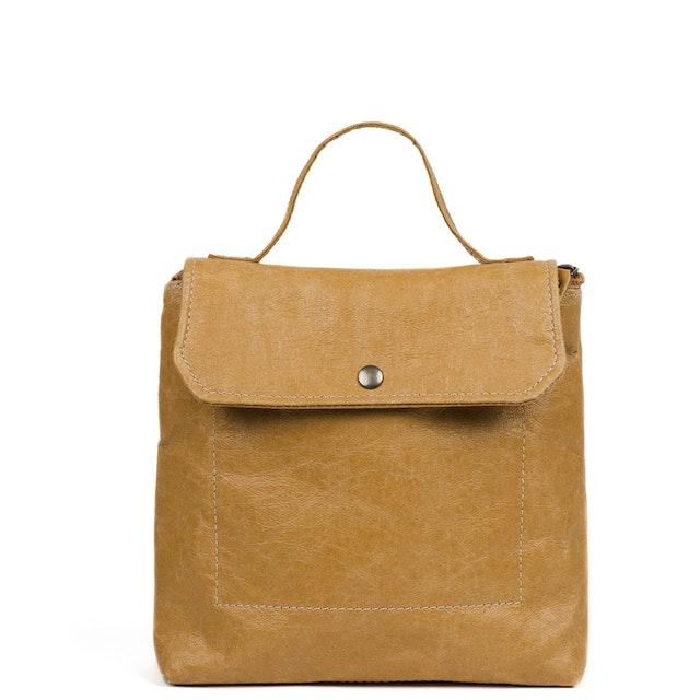 UASHMAMA Aghi Backpack Camel